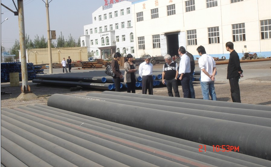 ASTM A234 WP5 pipe fittings