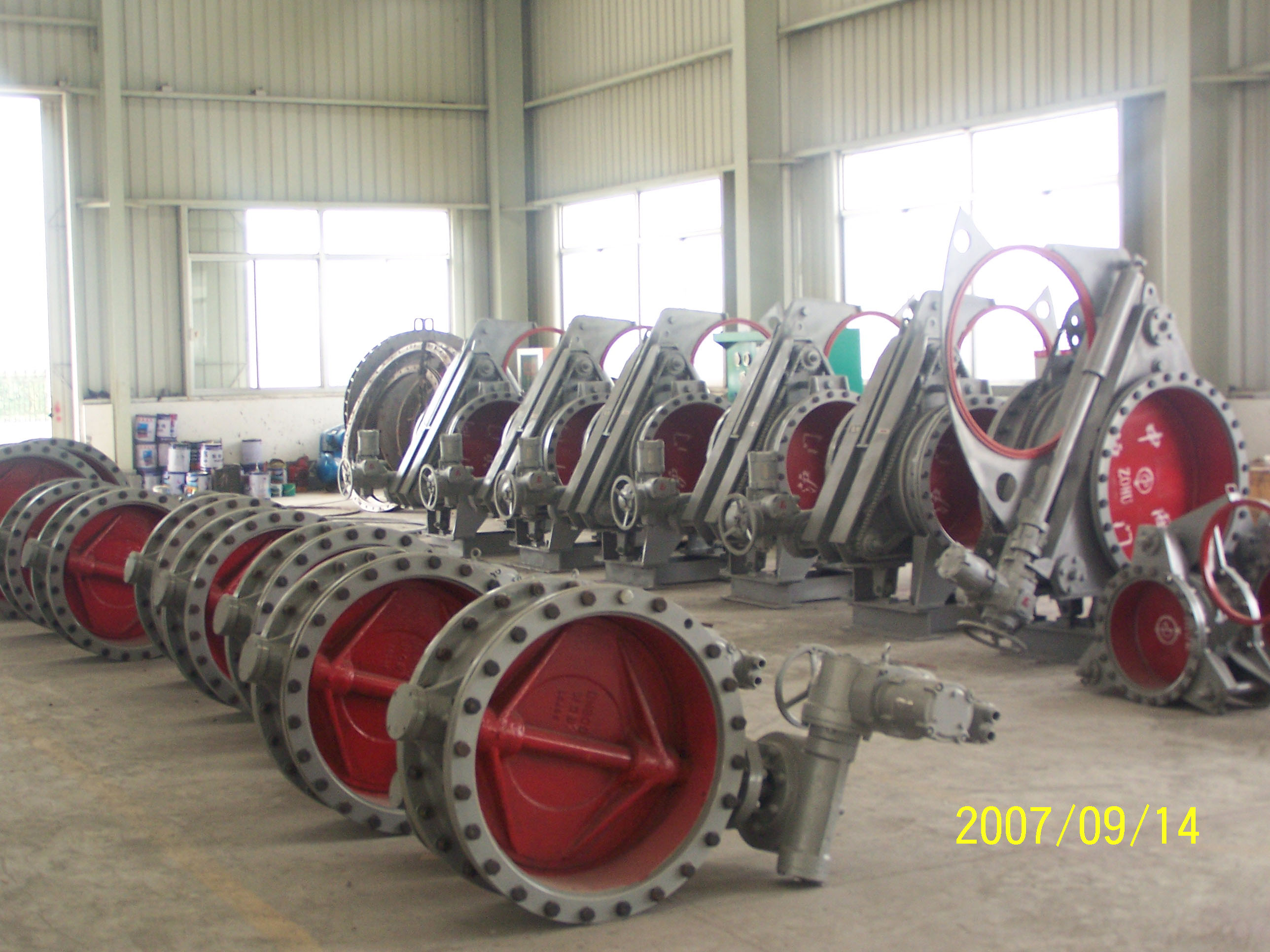 safety valve pressure reducing valve Knife gate valve