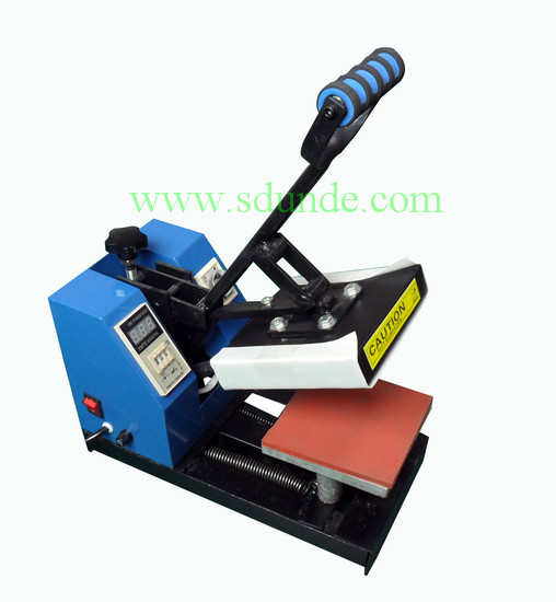 Small Flat Heat Press Machine
