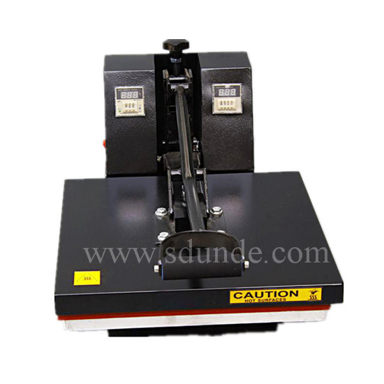 Ordinary Flat Heat Press Machine