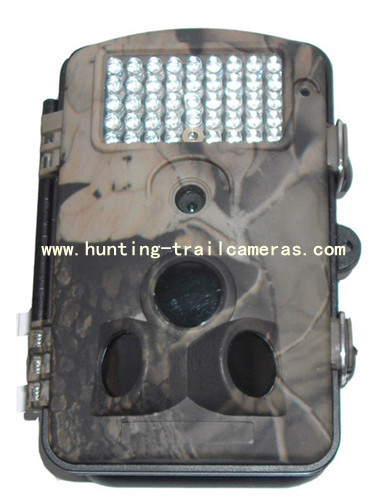 Recycling Record HD Battery Powered Wireless Hunting Cameras Inrared Wildview