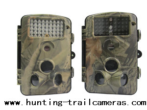 ScoutGuard Black IR Trail Scouting Wireless Hunting Cameras Game For Trail