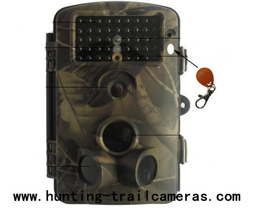 Fast Lead Time With High Quality Wireless Hunting Cameras Waterproof IP54