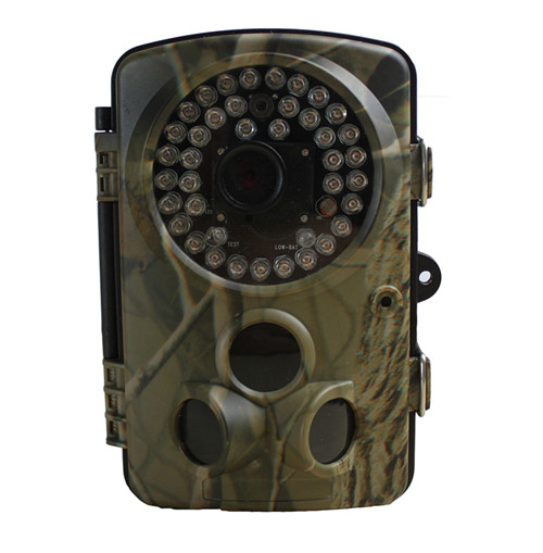 Outdoor Wild View MMS/GSM Scouting Cameras With Multiple Languages For Deer