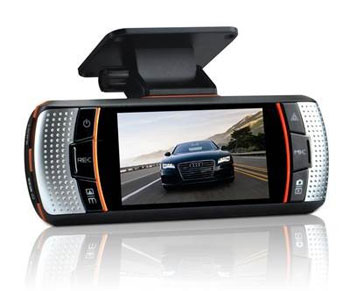 2.7 Screen 1080P Car DVR