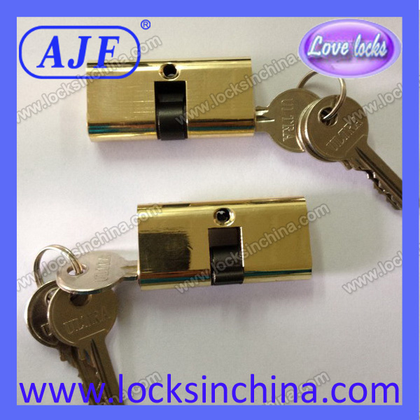 AJF high security euro cylinder lock