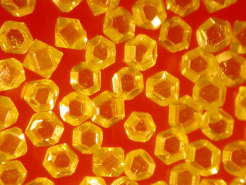 synthetic diamond/diamond abrasive/industrial diamond /yellow diamond RVD powder