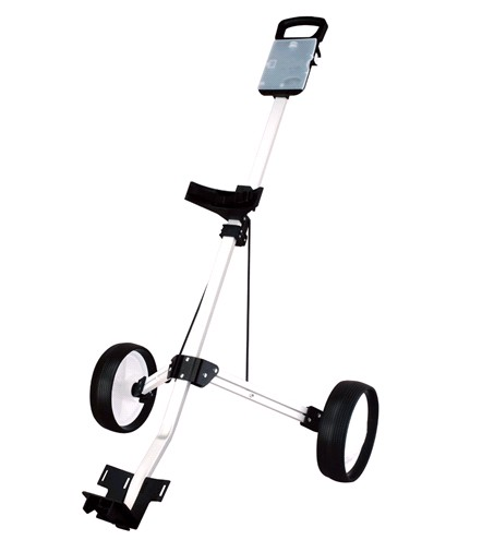 offer push golf trolley