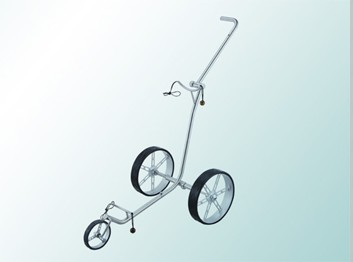 offer push golf trolley,