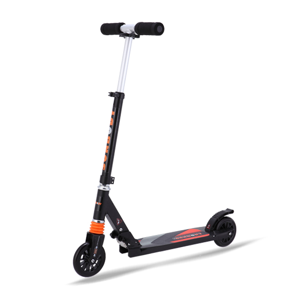 good quality children kick scooter with 125mm wheels
