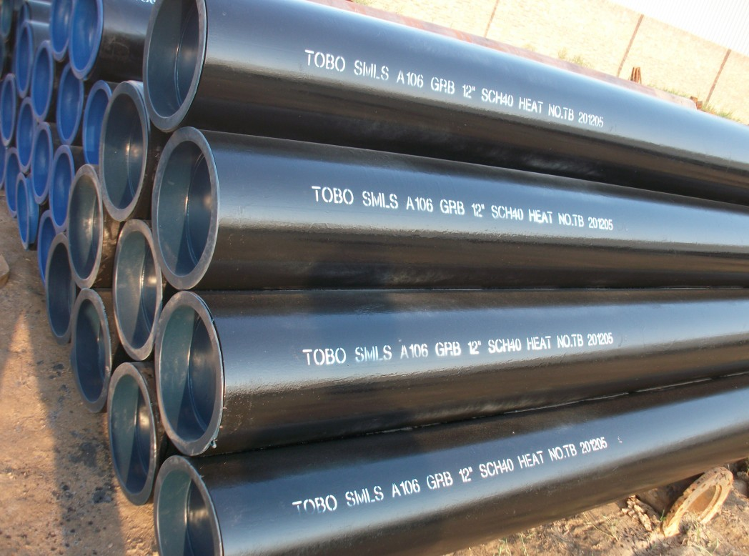 ASTM A135 Low carbon Steel pipes