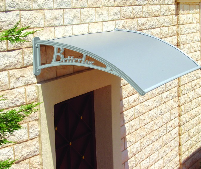 polycarbonate canopy PC Awning N700-100S