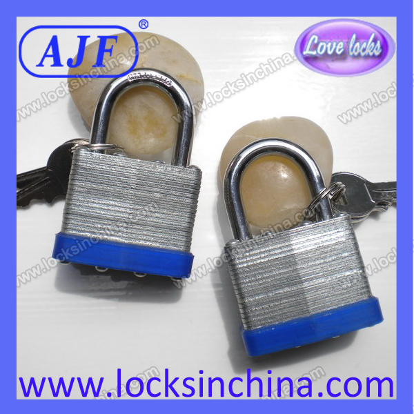 50mm good quality steel laminated padlock