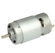 Johnson Compact DC Motor