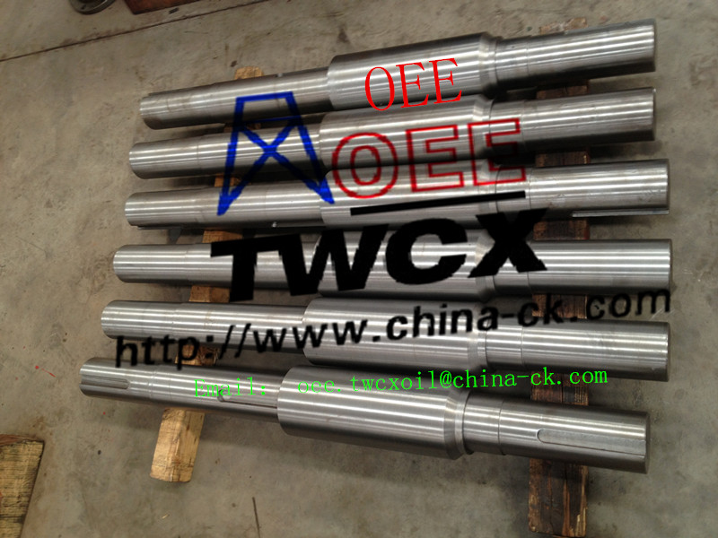 Wirth  Mud Pump Piston Rods