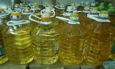 100% refined soybean oil for cooking
