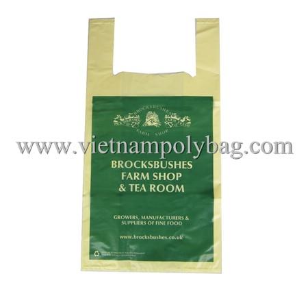 Vietnam vest carrier plastic poly bag – vietnampolybag com/Packaging