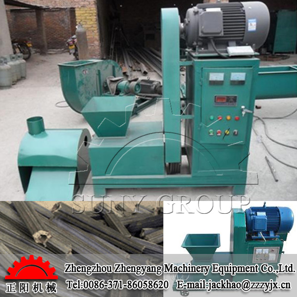 Straw Briquette Making Machine