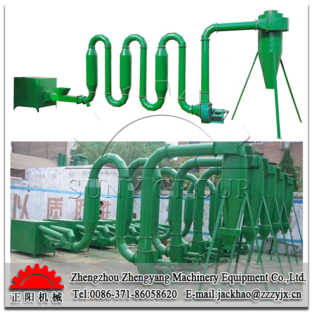 air-flow drying machine