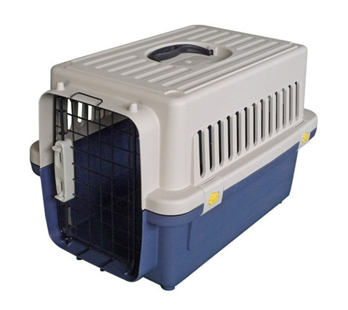 Plastic pet crate PW3121