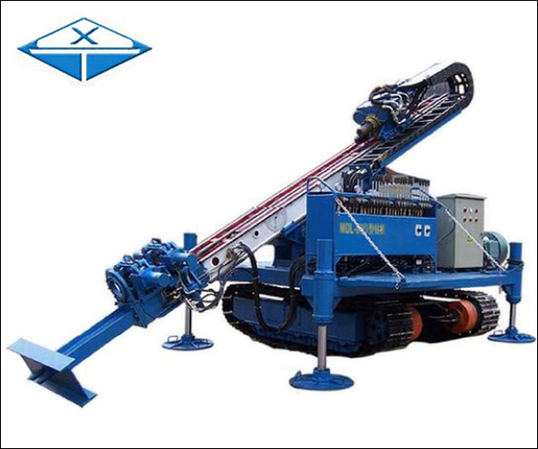 Reasonable Layout / XiTan MDL-D Series Anchor Caterpillar Drilling Rig