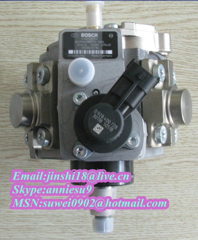 Bosch original and new pump 0445010159/0445010369/ 1111300-E06