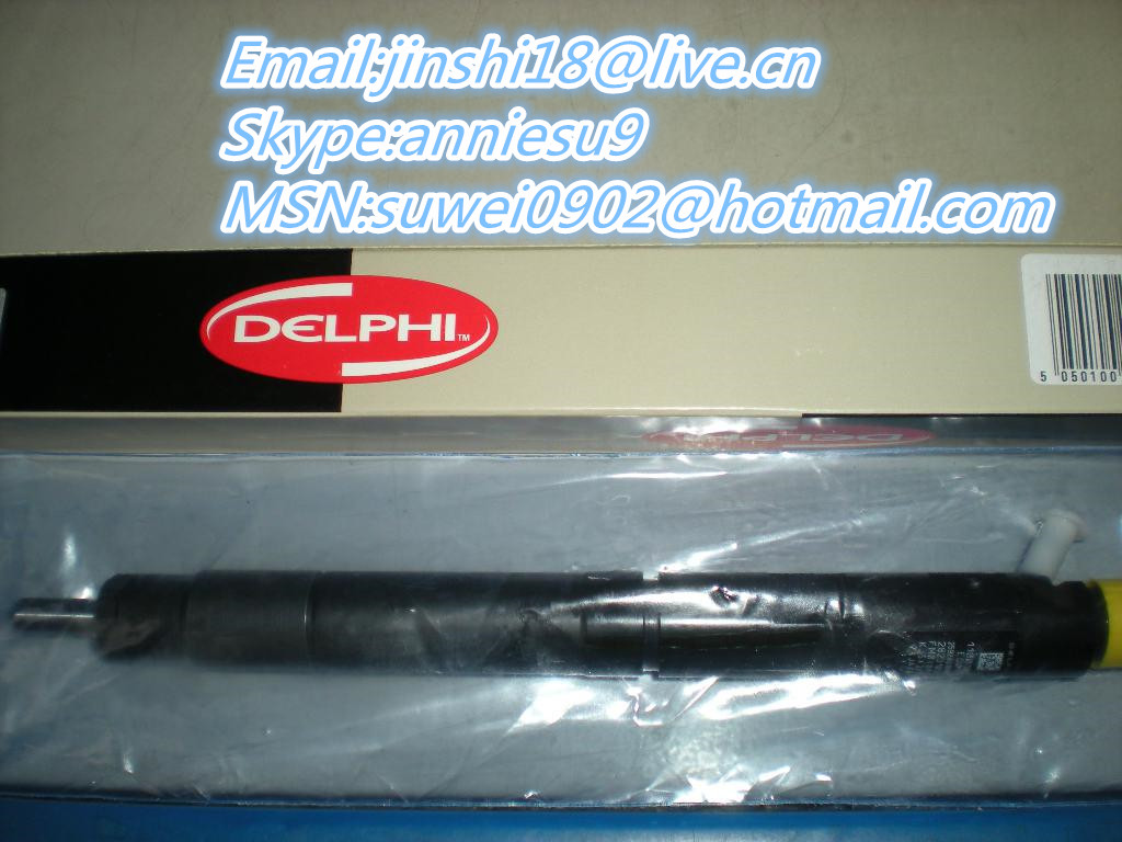 DELPHI original common rail injector 28231014 for GREAT WALL 1100100 ED01