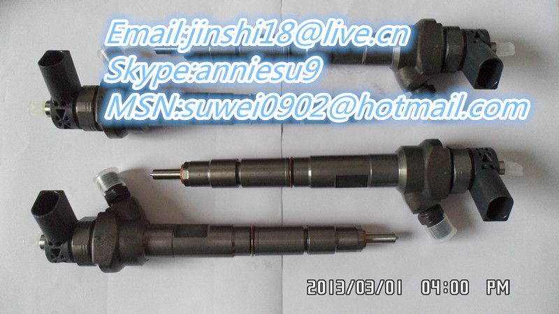 Bosch original injector 0445110369 for AUDI