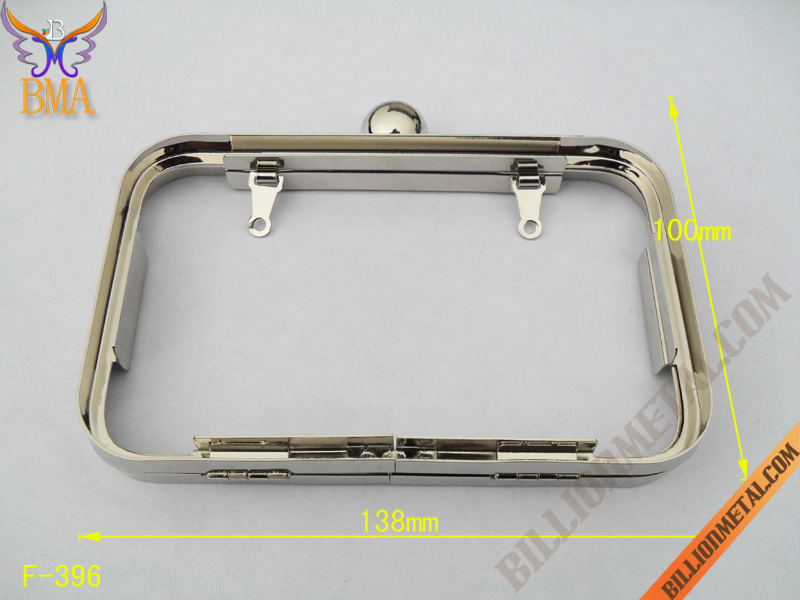 138mm/5 inches handbag accessories/clutch frame box(F-396)