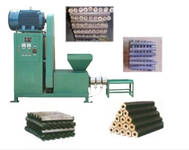 Machine-made Charcoal Briquette Machine