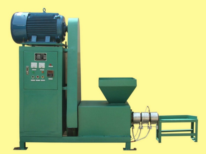 Sawdust Biomass Charcoal Stick Making Machine