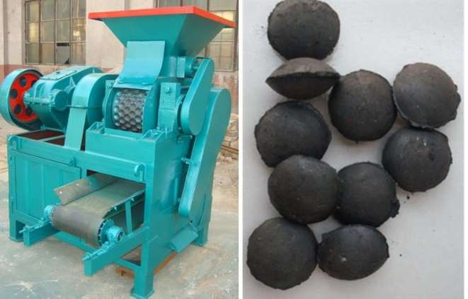 BBQ  Charcoal Briquette machine|Charcoal Powder Briquette machine|Coal Powder charcoal ball machine