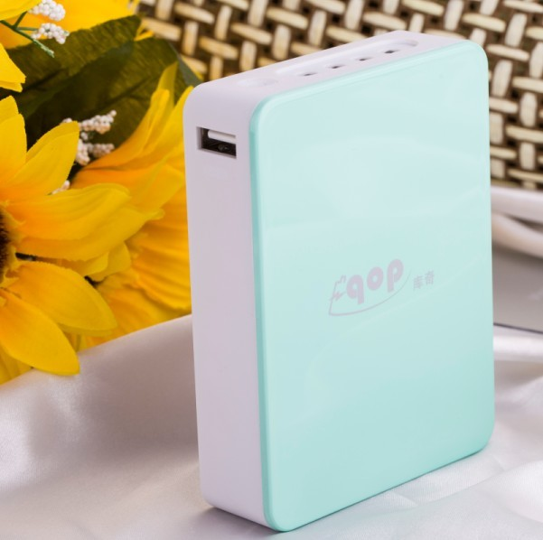 power bank /mobile power/portable charger/dual output/10400mAh