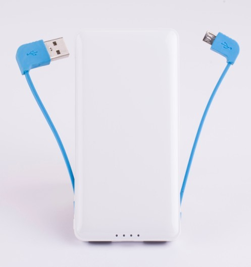 power bank /mobile power/portable charger/treble output/5000mAh