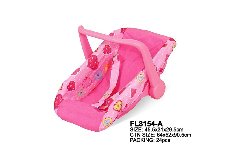 Doll Car seat-Plastic