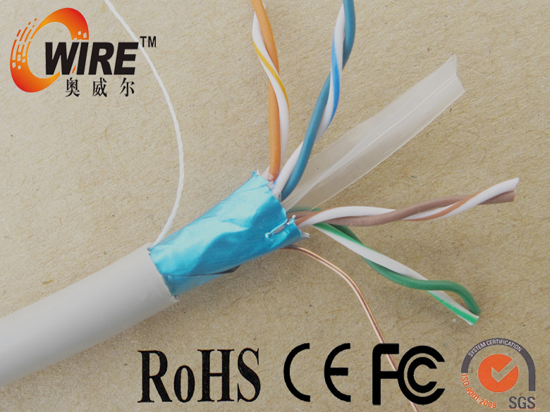 FTTH Drop Optic Cable with Sefl-Suporting Wire