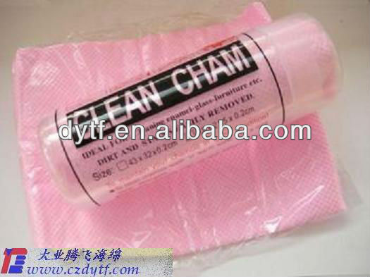 Super Absorbent PVA cooling chamois towel