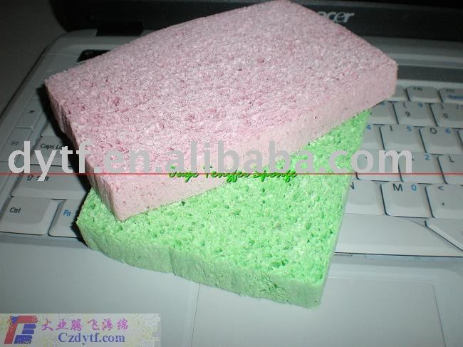 cellular clean foam&sponge,