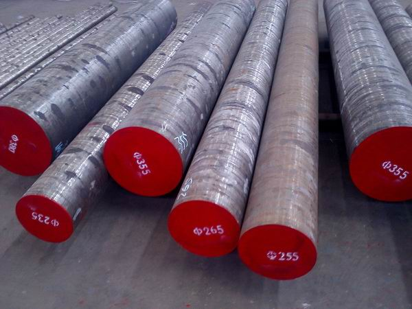 Forged Round Steel Bars