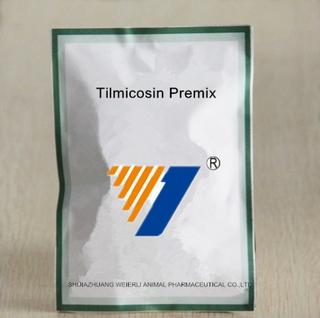 Tilmicosin Premix(Tilmicosin in poultry)