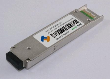 10G BIDI XFP Simplex LC Optical Transceiver