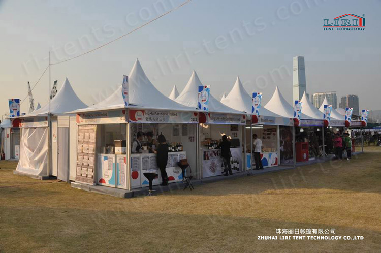 Promotional Canopy Tent with High Peak, Promotional Canopy Pagoda Tent