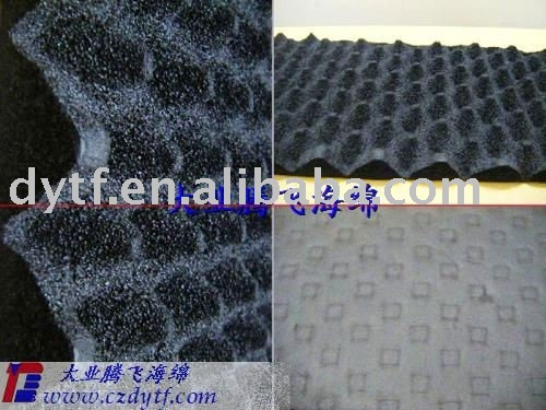 black foam insulation