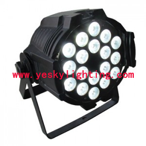 18*10W RGBW 4in1 LED Par Light YK-223