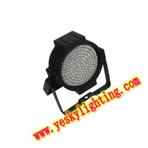 204pcs*10mm LED Flat Par RGBW YK-221