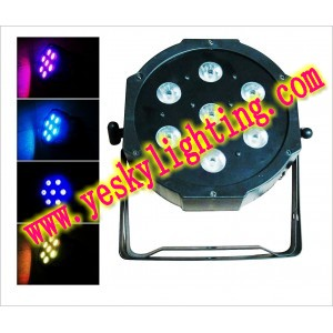 7*10W 4IN1 DJ Light LED Slim Par Light YK-220
