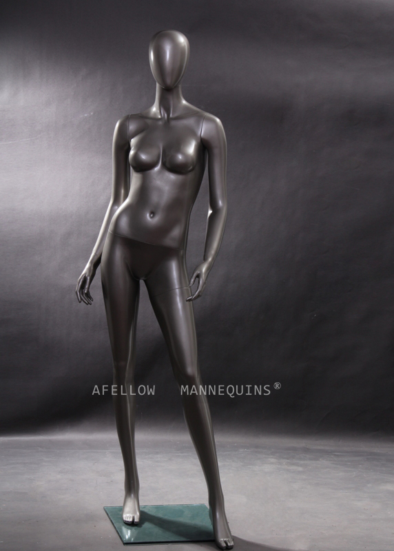 Grey Female mannequin Gris Mannequin femme AFELLOW BETTY05EG