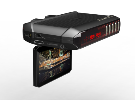 Car radar detector GPS car black box