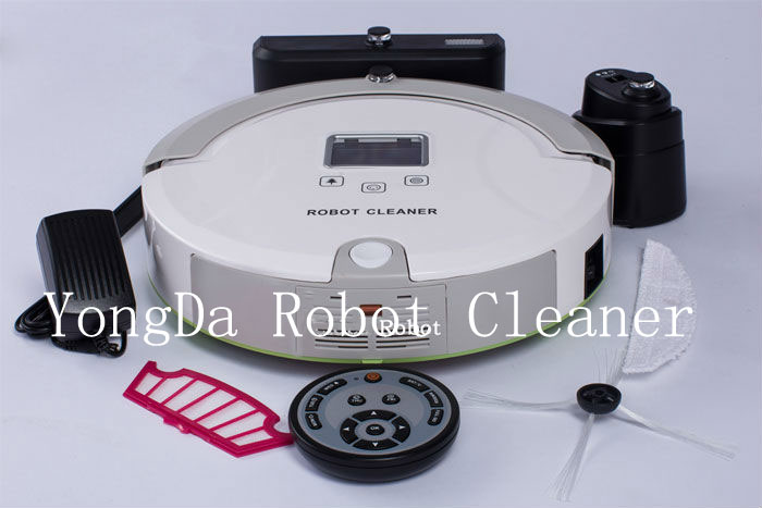 Multifunction Robot Vacuum Cleaner (Auto Clean,Sterilize),LCD Screen,Auto Recharge,Top Rated Vacuum Cleaner by home application,household cleaning long working time,smart cleaner robot.