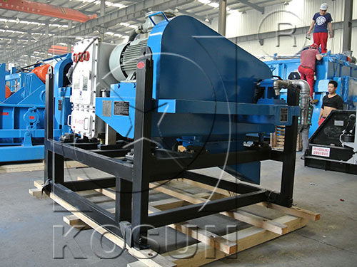 Solids control equipment drilling centrifuge for sale by KOSUN